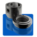 Ceramic nozzles for special applications